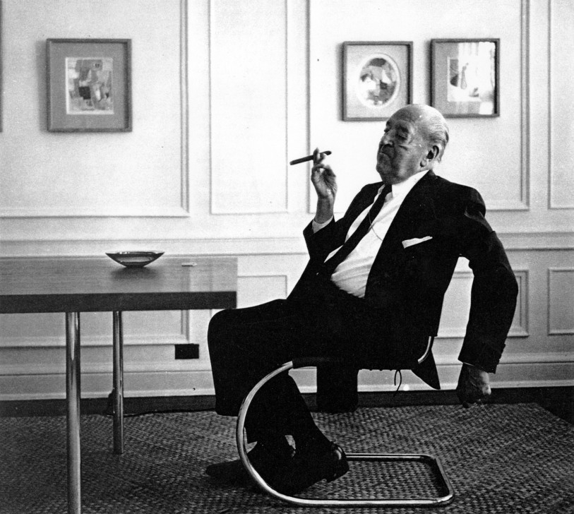 Ludwig mies van der rohe and the farnsworth house - Mies van der rohe ...