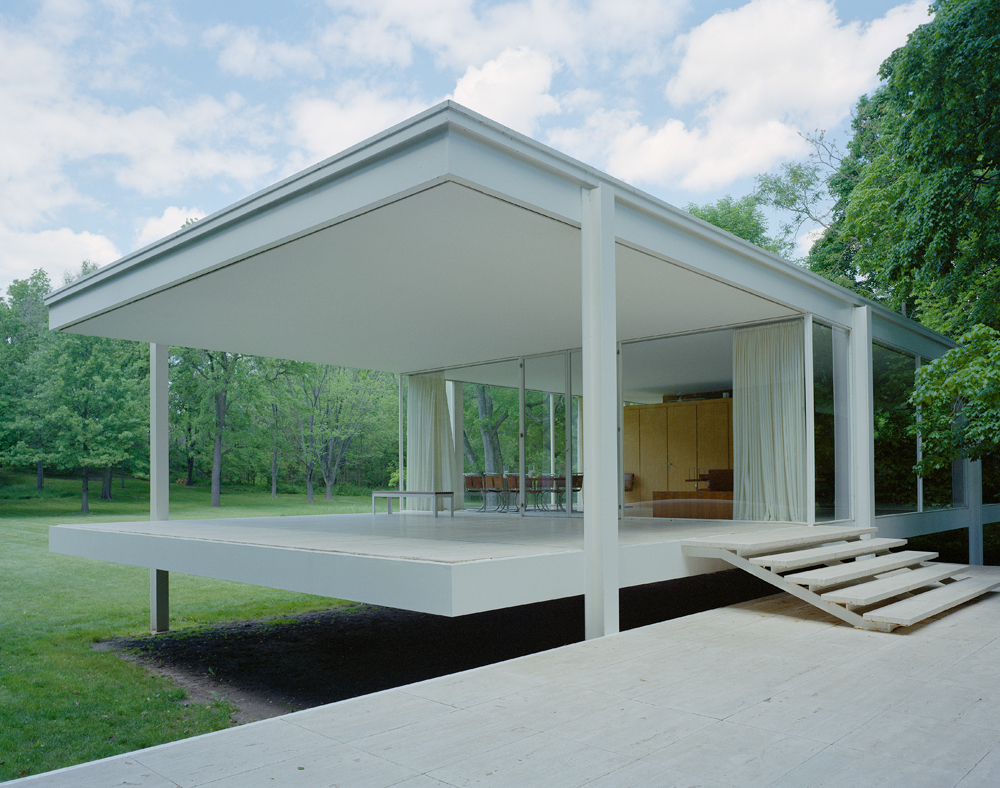 tours tickets farnsworth house. Black Bedroom Furniture Sets. Home Design Ideas